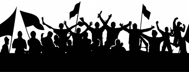 Sport_Supporters_Silhouettes