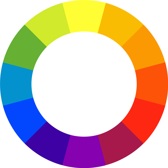 color weel