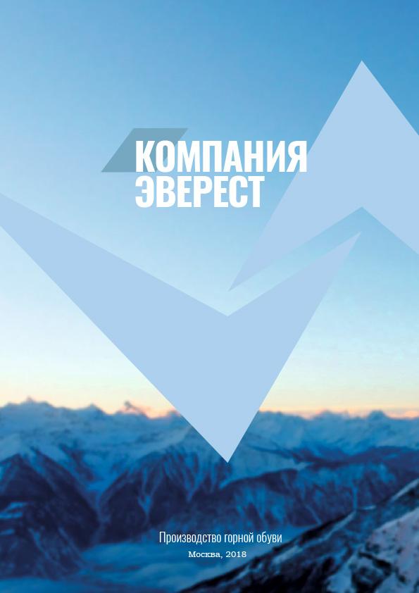 Дмитрий Марусин. Рекламная брошюра (дипломный проект)